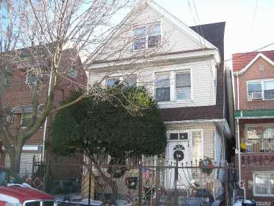 Queens County Multi Family Home For Sale: 93-10 43rd Ave