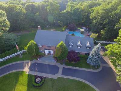 Nassau County Single Family Home For Sale: 6 Centre View Dr