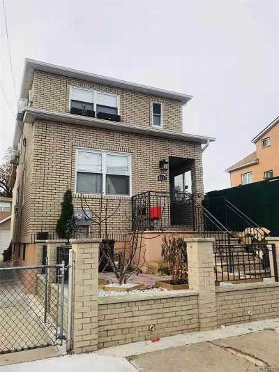 Queens County Multi Family Home For Sale: 46-22 Burling St