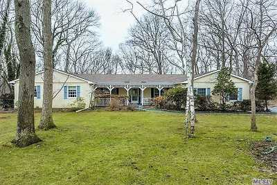 Smithtown Single Family Home For Sale: 27 Oak Tree Dr
