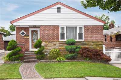 Queens County Single Family Home For Sale: 58-52 208th St