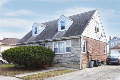 Queens County Multi Family Home For Sale: 160-36 119 Dr
