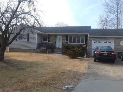 Centereach Single Family Home For Sale: 365 Eastwood Blvd