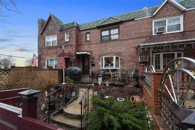 Woodside Single Family Home For Sale: 51-18 63 St