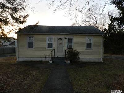 Pt.jefferson Sta Single Family Home For Sale: 38 Joline Rd