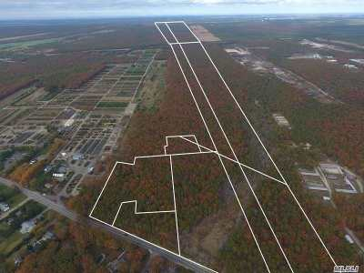 Eastport Residential Lots & Land For Sale: 202 & 204 Old Country Rd