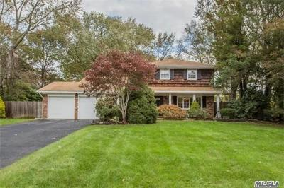 Smithtown Single Family Home For Sale: 119 Fifty Acre Rd