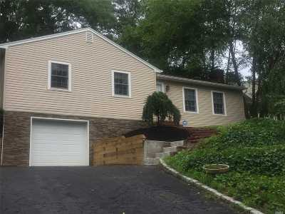 E. Setauket Single Family Home For Sale: 224 Lower Sheep Past Rd