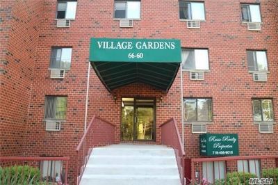 Middle Village Condo/Townhouse For Sale: 66-60 80th St #204
