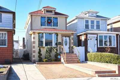 Howard Beach NY Single Family Home Sold: $677,000