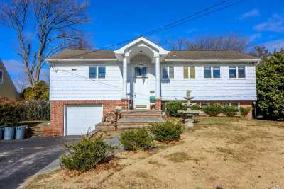 West Islip Single Family Home For Sale: 511 Bay 5th St