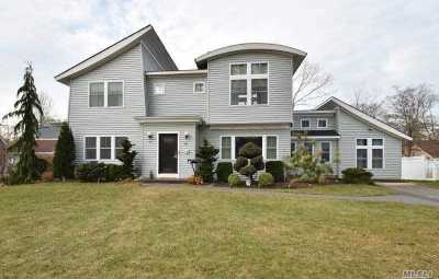 Sayville Single Family Home For Sale: 18 Fairway East