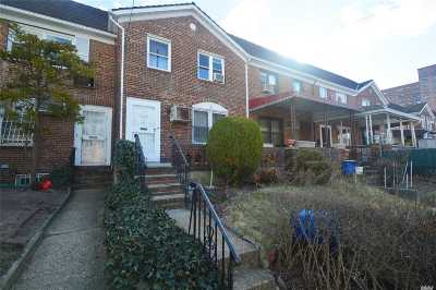 Forest Hills Single Family Home For Sale: 102-28 63 Rd