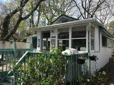 Baiting Hollow Single Family Home For Sale: 11 N Surfway