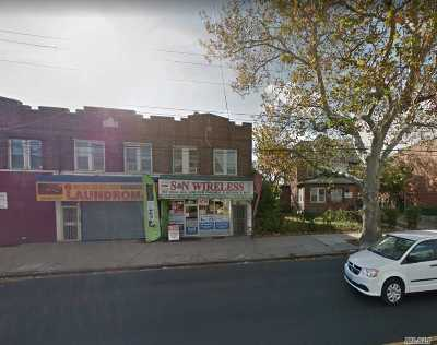 Queens County Residential Lots & Land For Sale: 122-10 Sutphin Blvd