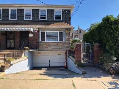 Flushing Multi Family Home For Sale: 132-18 58th Rd