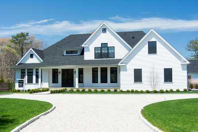 Quogue Single Family Home For Sale: 36 Post Fields Ln