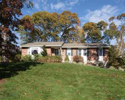 Setauket NY Single Family Home For Sale: $479,000