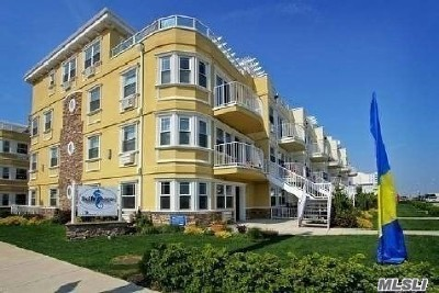 Rockaway Park Condo/Townhouse For Sale: 184 Beach 101 #2A