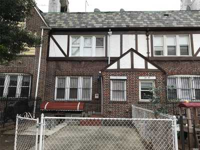 Jackson Heights Multi Family Home For Sale: 34-32 72 St