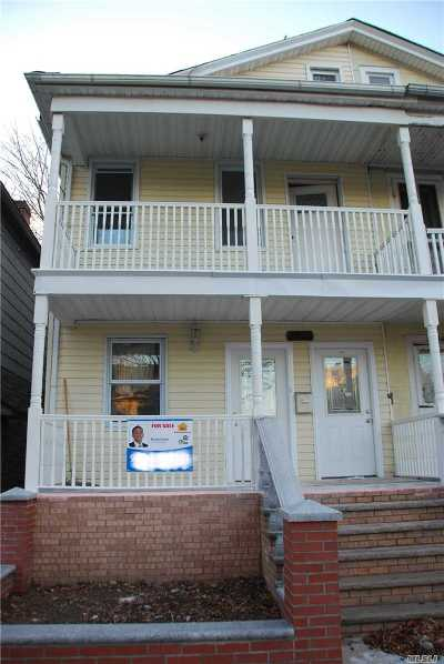 Bayside, Oakland Gardens Multi Family Home For Sale: 36-28 215th St