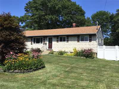 Islip Single Family Home For Sale: 735 Connetquot Ave