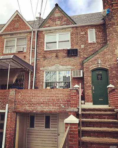 Forest Hills Multi Family Home For Sale: 67-05 Burns St