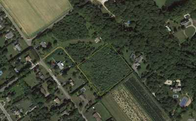 Mattituck Residential Lots & Land For Sale: 2286 Elijahs Ln