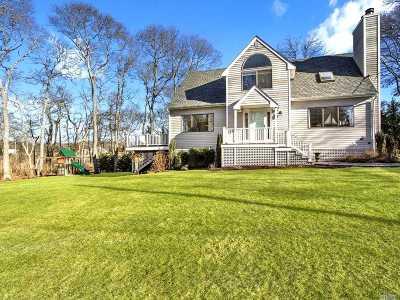 Remsenburg Single Family Home For Sale: 24 Crestview Dr