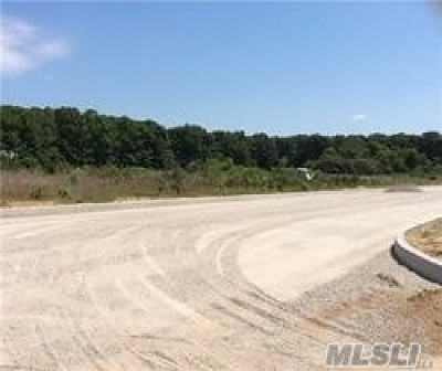 Center Moriches Residential Lots & Land For Sale: Vl Cayuga