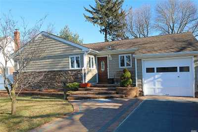 Syosset Single Family Home For Sale: 65 Willets Dr