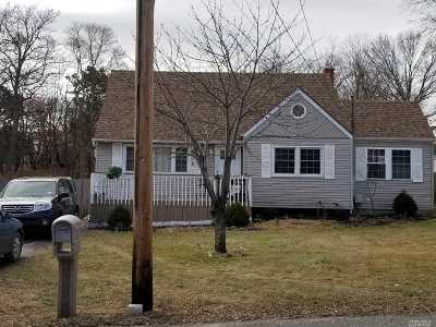 Bay Shore Single Family Home For Sale: 60 Frederick Ave