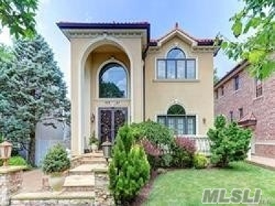 Little Neck Single Family Home For Sale: 252-43 Leeds Rd