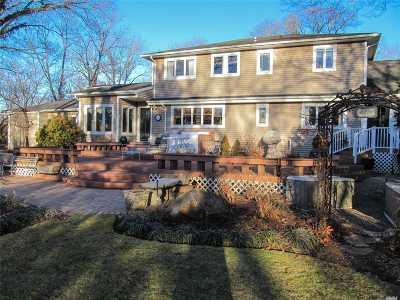 Setauket Single Family Home For Sale: 95 Dyke Rd