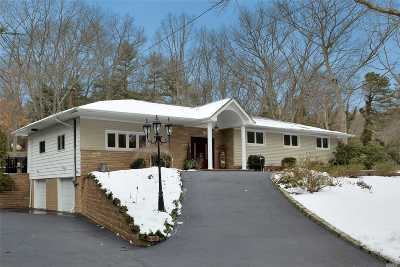 Smithtown Single Family Home For Sale: 35 McArthur Ln