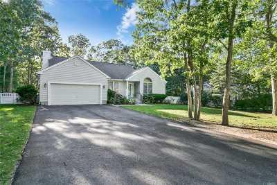 Hampton Bays Single Family Home For Sale: 61 A Washington Heigh Ave