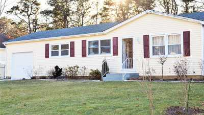 Miller Place Single Family Home For Sale: 334 Tyler Ave