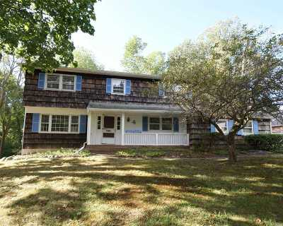 Setauket Single Family Home For Sale: 4 Vingut Ln