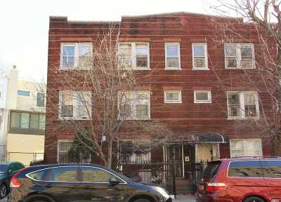 Woodside Multi Family Home For Sale: 37-13 65th St