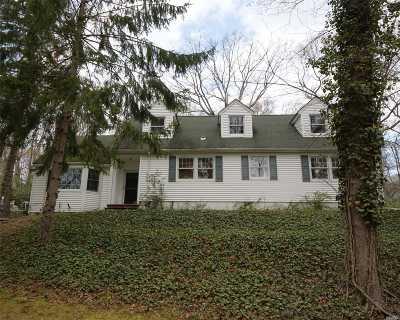 Setauket Single Family Home For Sale: 7 Shortwood Ln