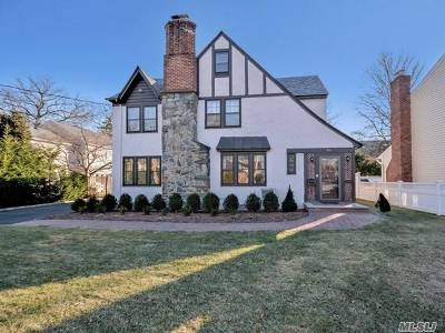 Rockville Centre Single Family Home For Sale: 561 Hempstead Ave