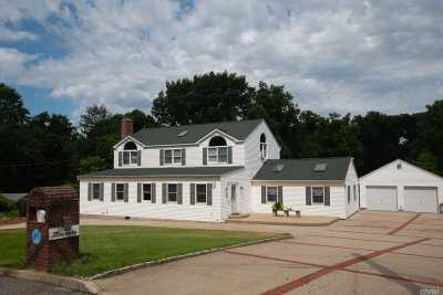 Wading River Single Family Home For Sale: 120 High View Dr
