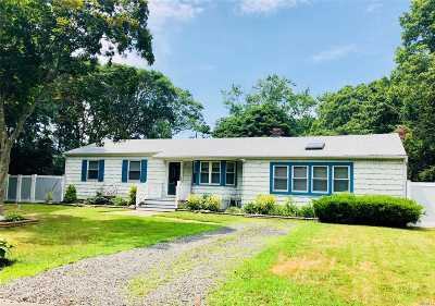 Medford Single Family Home For Sale: 18 Syracuse Ave