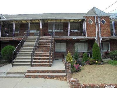 Brooklyn Multi Family Home For Sale: 926 E 77th St