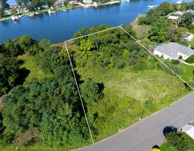 Center Moriches Residential Lots & Land For Sale: 6 Egret Way