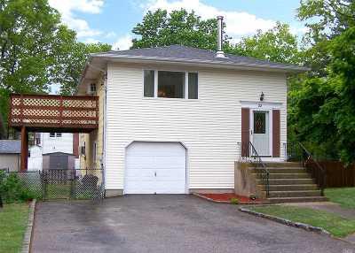 Nesconset Single Family Home For Sale: 82 Seawanhaka Ave