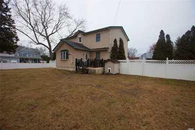 Ronkonkoma Single Family Home For Sale: 630 Peconic St