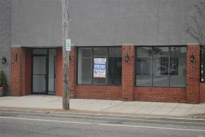 Island Park, Long Beach, Lynbrook, Oceanside, Rockville Centre Commercial For Sale: 312 Long Beach Road