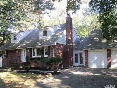 Huntington Single Family Home For Sale: 578 Old Country Rd