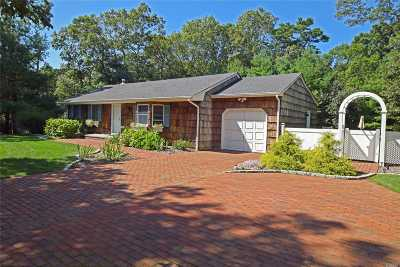 Westhampton Bch Single Family Home For Sale: 71 Rogers Ave